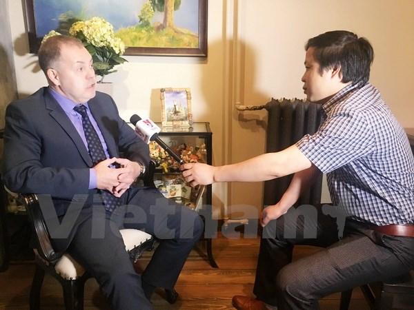 Tiềm năng hợp tác giữa Liên bang Nga và Việt Nam rất lớn