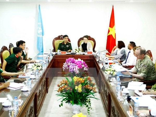 Việt Nam sẵn sàng nhận nhiệm vụ thực hiện Gìn giữ hòa bình Liên hợp quốc