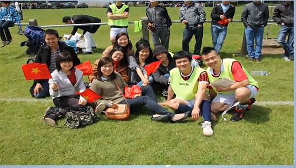 Hội Sinh viên Việt Nam tại Bỉ nỗ lực đổi mới trong nhiệm kỳ sau