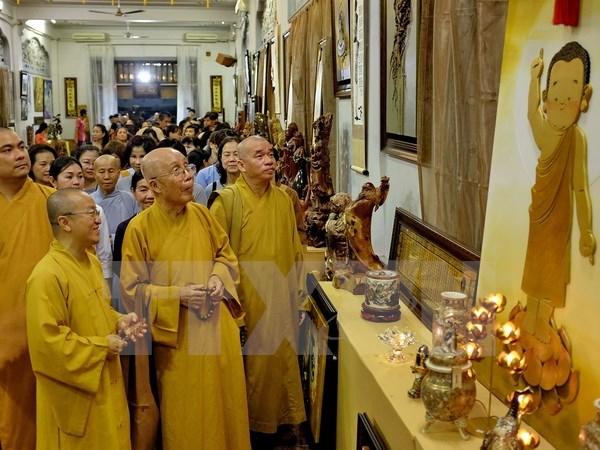 Hội thảo quốc tế về văn hóa và tôn giáo tại Thành phố Hồ Chí Minh