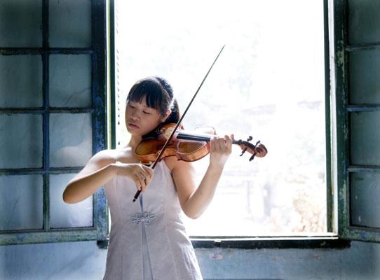 Tài năng violin Việt ở Na Uy