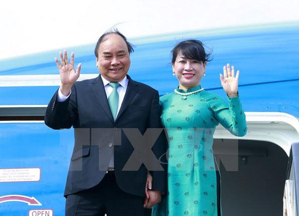 Thủ tướng kết thúc chuyến thăm chính thức, làm việc tại Hà Lan