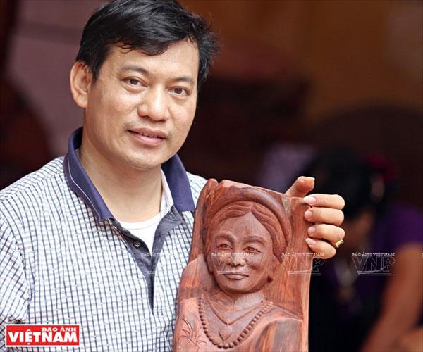 Nguyễn Trần Hiệp - Nghệ nhân quốc gia trẻ nhất Việt Nam