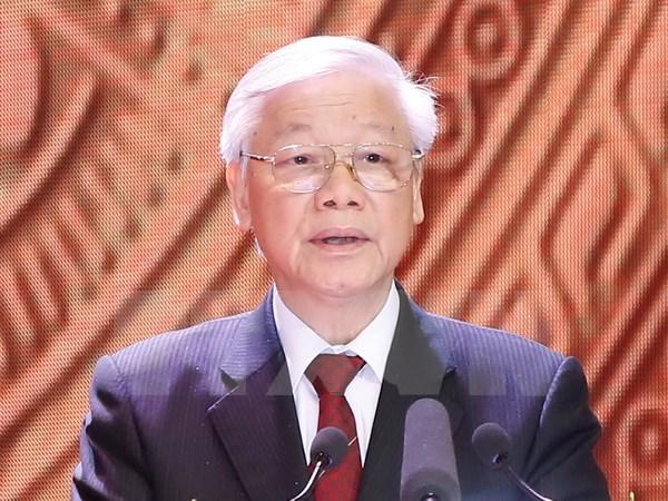 Báo Campuchia thông tin về chuyến thăm chính thức của Tổng Bí thư