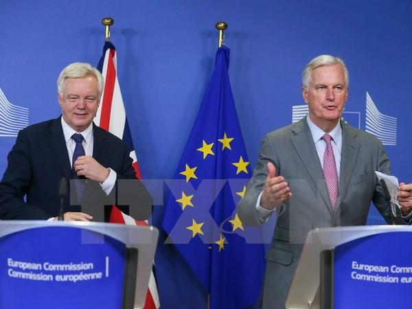 Brexit: Liên minh châu Âu và Anh quyết tâm đàm phán thành công