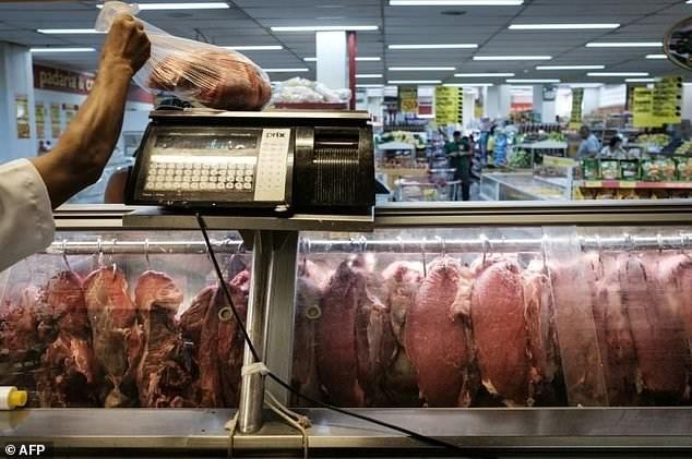 Mỹ tuyên bố chưa nối lại nhập khẩu các sản phẩm bò của Brazil