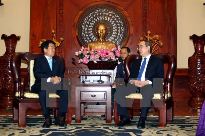 Đề xuất thành lập Trung tâm hỗ trợ khởi nghiệp Hàn Quốc tại TPHCM