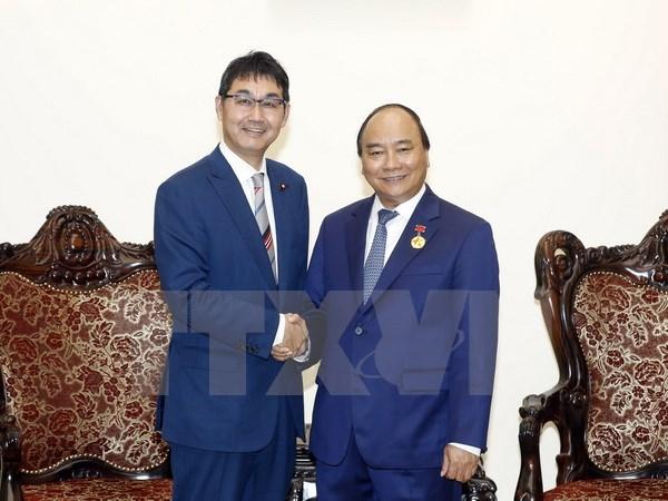 Việt Nam tạo mọi điều kiện để Nhật Bản sớm triển khai các dự án