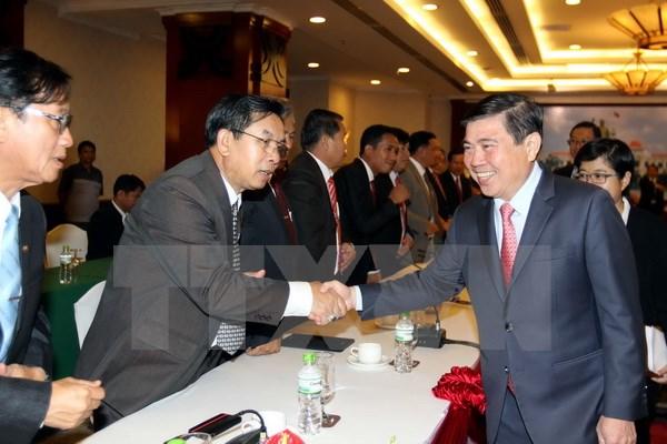 Thúc đẩy quan hệ giữa TP.HCM và các tỉnh Trung Lào đi vào chiều sâu