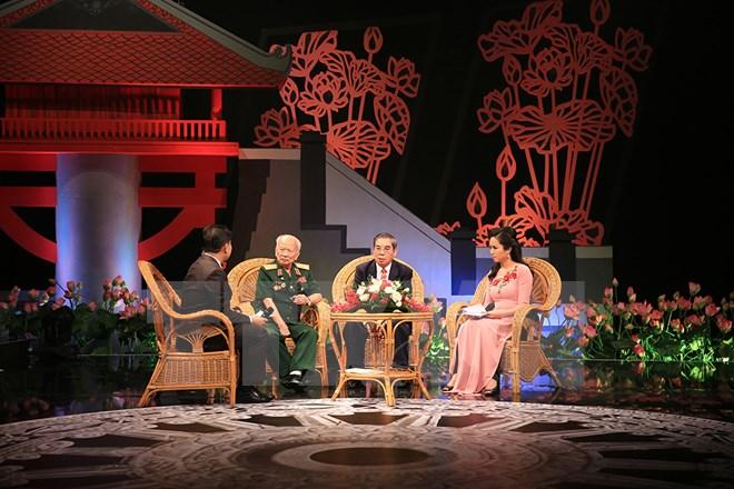 Cầu truyền hình Việt Nam-Lào: Nhìn lại quá khứ, gắn kết tương lai