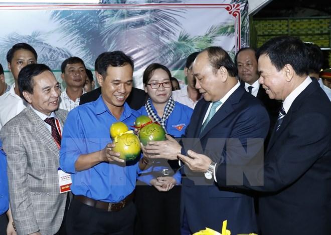 """Thủ tướng: Phấn đấu làm nên một """"Đồng Khởi kinh tế thời bình"""""""