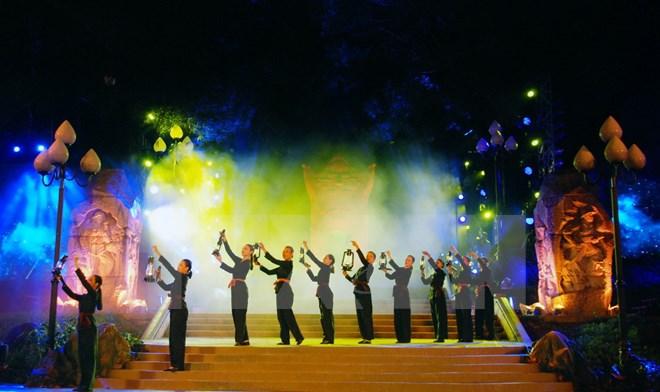 Chương trình nghệ thuật về khát vọng hòa bình tại Quảng Trị