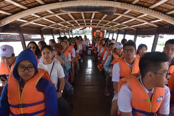 Trại hè Việt Nam 2017: Hành trình khám phá Cái Bè