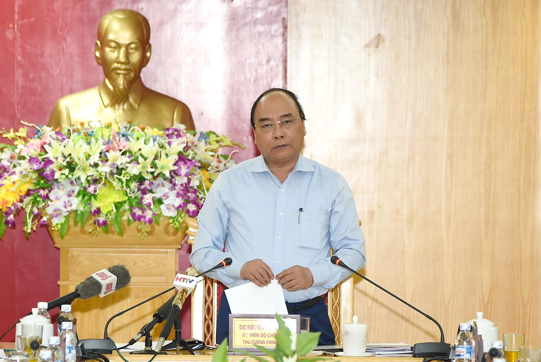 Làm việc với Formosa, Thủ tướng nhấn mạnh: Không an toàn, không sản xuất