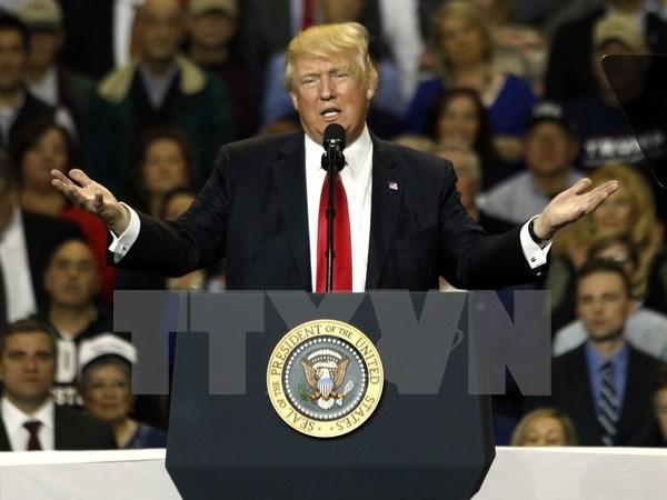 Ông Trump hối thúc nghị sỹ Cộng hòa thông qua dự luật thay Obamacare