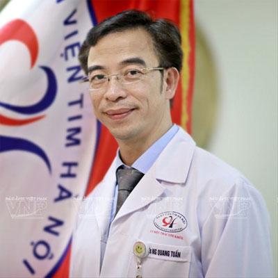 """PGS.TS Nguyễn Quang Tuấn - người """"kế tục"""" ngành tim mạch can thiệp"""