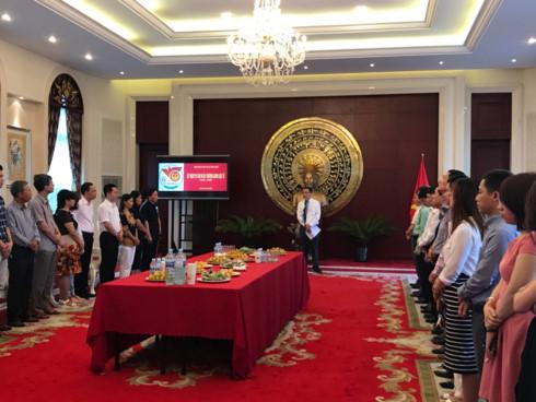 Đại sứ quán Việt Nam tại Trung Quốc kỷ niệm ngày Thương binh - Liệt sĩ
