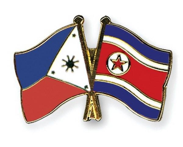 Thứ trưởng Ngoại giao Triều Tiên Choe Hui Chol thăm Philippines