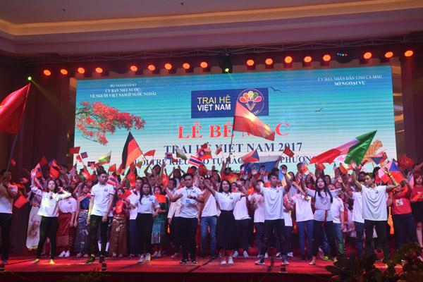 Bế mạc Trại hè Việt Nam 2017: Hiểu hơn, gần hơn với quê hương