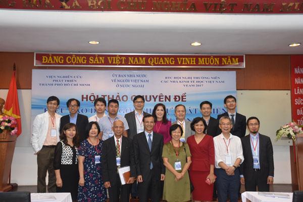 Kiều bào đóng góp phát triển năng lượng sạch và dữ liệu lớn cho TP Hồ Chí Minh