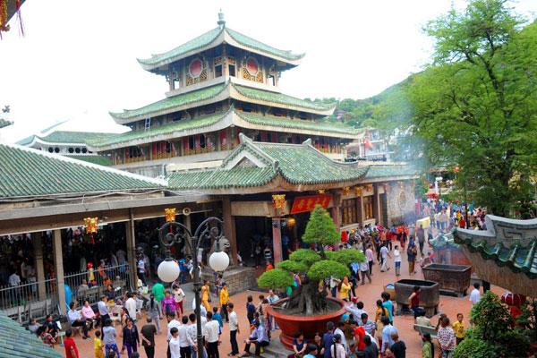 Lễ hội Vía Bà Chúa Xứ núi Sam  - Nét tín ngưỡng tâm linh vùng An Giang