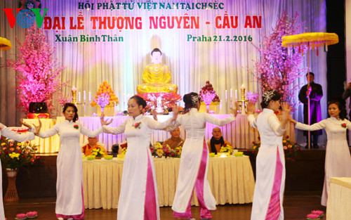 Sự kiện Tâm linh lớn nhất của cộng đồng Việt Nam tại CH Séc
