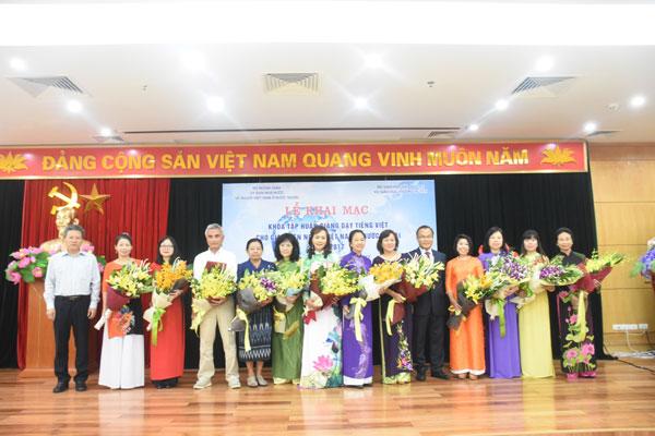 Lan tỏa tình yêu quê hương qua phong trào dạy và học tiếng Việt