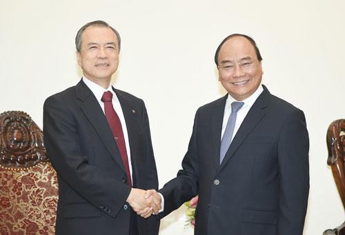 Nhật Bản muốn hợp tác xây Cảng khí hóa lỏng Thị Vải hiện đại nhất