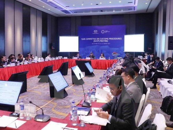 SOM 3 thảo luận nhiều nội dung quan trọng về thương mại và đầu tư