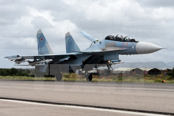 Không quân Nga tiêu diệt hơn 200 tay súng thuộc tổ chức IS