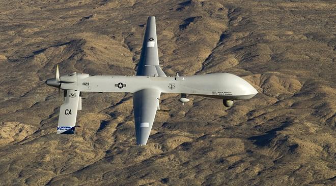 Lại một máy bay không người lái của Mỹ rơi tại Thổ Nhĩ Kỳ