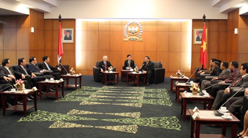 Làm sâu sắc hơn quan hệ đối tác chiến lược giữa Việt Nam và Indonesia