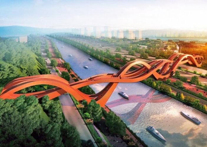 9 cây cầu có thiết kế ấn tượng nhất thế giới