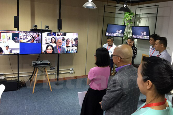 Cung cấp giải pháp hội nghị truyền hình trên điện toán đám mây