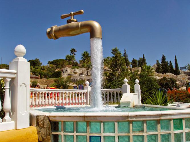 Chiêm ngưỡng những đài phun nước đẹp nhất thế giới