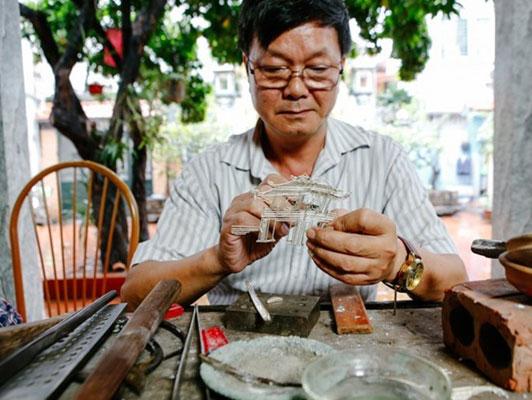 Người giữ lửa nghề đậu bạc Định Công