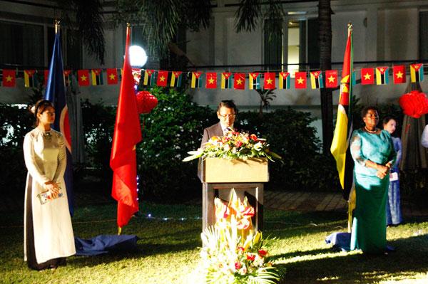 Kỷ niệm 72 năm Quốc khánh 2/9 tại Mozambique