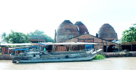 Miệt vườn Vĩnh Long