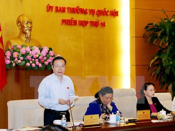 Đề nghị Chính phủ thống nhất đầu mối về quản lý nợ công