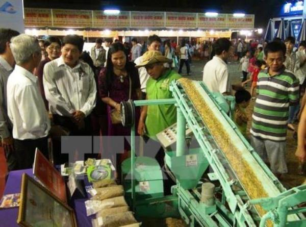 Triển lãm thiết bị, công nghệ nông lâm ngư hiện đại nhất tại Việt Nam