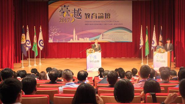 Diễn đàn giáo dục Việt Nam – Đài Loan (Trung Quốc) lần thứ 5