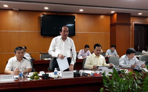 Thủ tướng yêu cầu Bộ Công Thương tiếp tục xử lý các dự án yếu kém