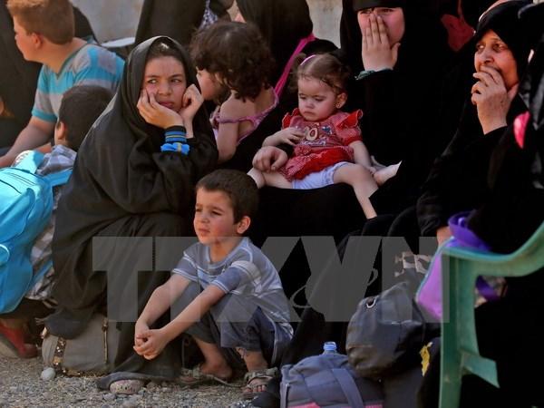 Mỹ tăng gần 700 triệu USD viện trợ nhân đạo cho người dân Syria