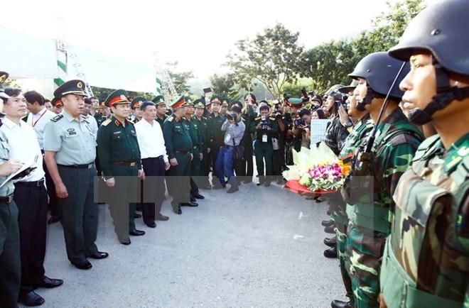 Xây dựng biên giới Việt-Trung hòa bình, ổn định, hợp tác, hữu nghị