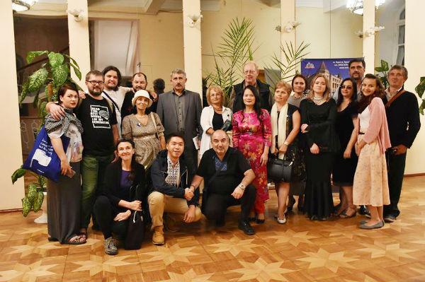 Festival Lytavry lần thứ hai tại Ukraina
