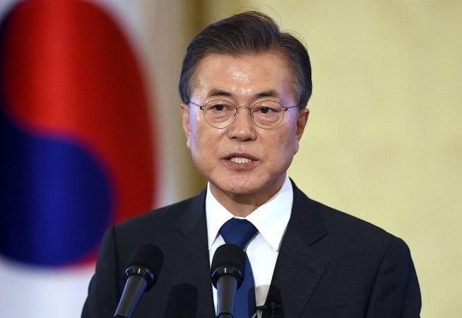 Tổng thống Hàn Quốc kêu gọi các đảng giải quyết vấn đề Triều Tiên