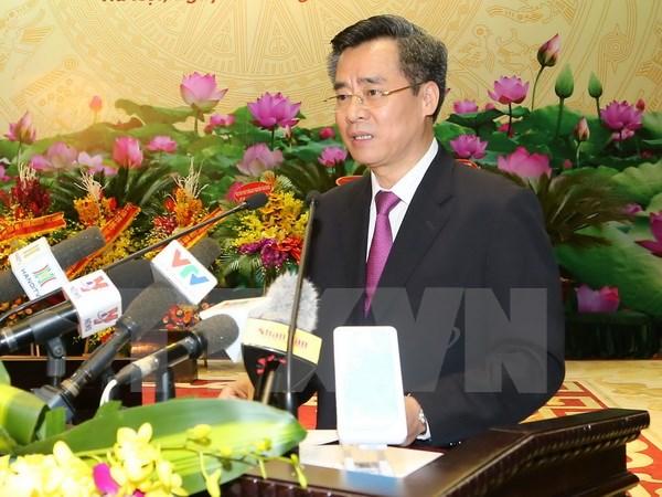 Tăng cường hơn nữa quan hệ với đảng cầm quyền Singapore PAP
