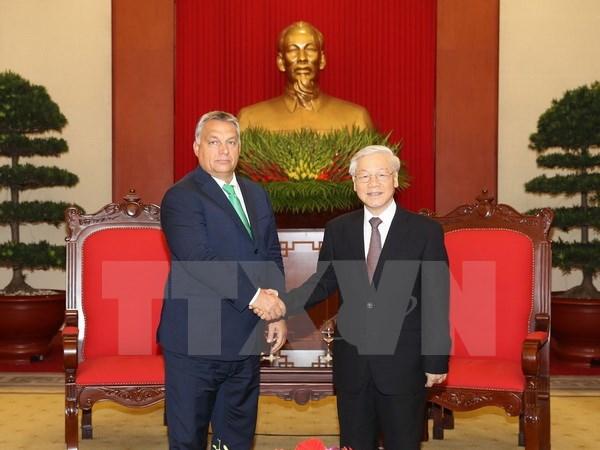 Tuyên bố chung Việt Nam-Hungary