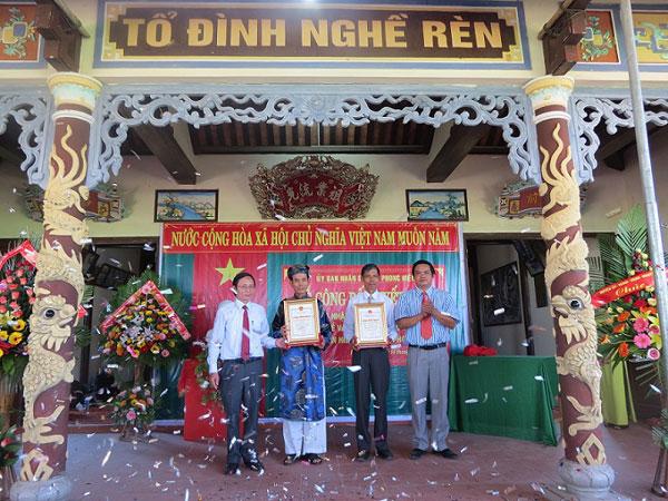 Rèn Hiền Lương - Tinh hoa nghệ thuật cơ khí Việt Nam