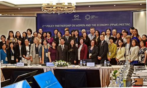 Hội nghị APEC về vấn đề nâng cao quyền năng của phụ nữ
